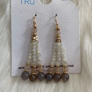 🌻 3 for $25 🌻Time and Tru Ombre Earrings